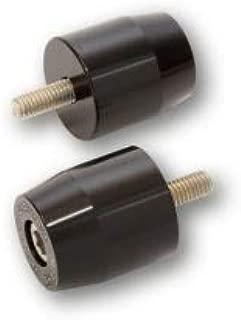 nero paia /2/pesi Evo universale per moto manubrio con diametro interno 12/fino a 21/mm Anche per HIGHSIDER/