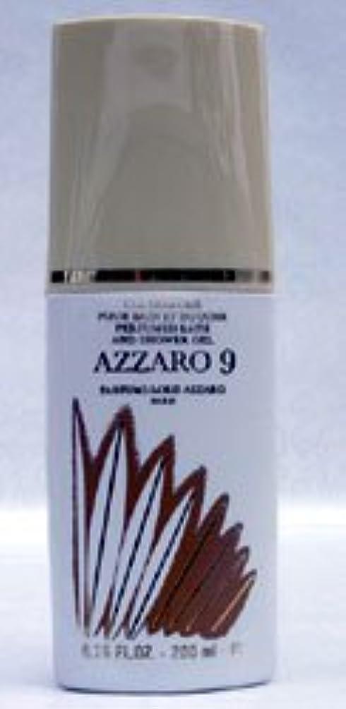 アナニバーヘクタール勤勉Azzaro 9 (アザロ 9) 6.7 oz (200ml) Perfumed Shower Gel by Loris Azzaro for Women