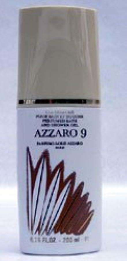 添付スキーレトルトAzzaro 9 (アザロ 9) 6.7 oz (200ml) Perfumed Shower Gel by Loris Azzaro for Women