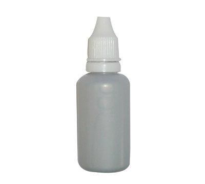 Airbrush Perleffekt Fingernagelfarbe Fengda pearly silvery gray