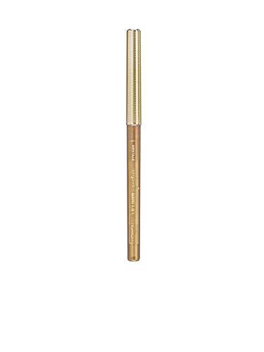 L'Oréal Paris Le Liner Signature 04 Gold Velvet, präziser & langanhaltender Eyeliner, Stiftform mit herausdrehbarer Mine, wisch- und wasserfest
