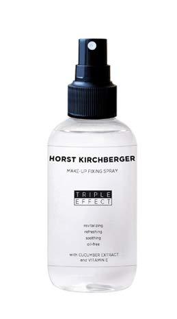 HORST KIRCHBERGER MAKE-UP FIXING SPRAY TRIPLE EFFECT luminescent clear