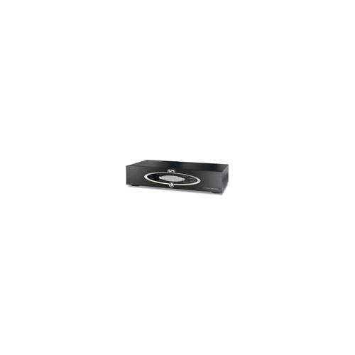 APC 12-outlet h10 1kva 4949-joules 6ft h-type power conditioner (black)