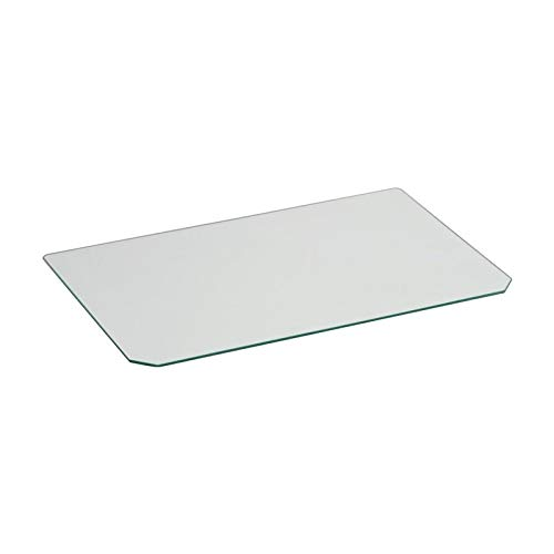Ariston Indesit Scholtes Merloni Glasplatte Abdeckplatte Kühlschrank 466 x 295 mm - C00144426