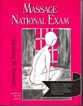 Massage National Exam: Questions & Answers