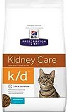 HILL'S PRESCRIPTION DIET k/d Kidney Care Ocean Fish Dry Cat Food