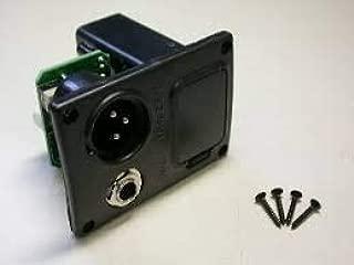 Ibanez Battery Box & Jack Combo For SRTC Preamp, Takes 9V Battery, 5AJB05F
