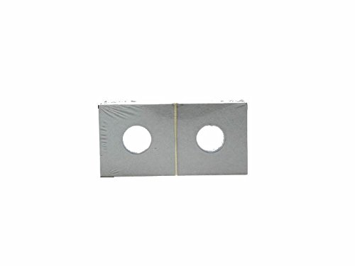Guardhouse 2×2 Staple Paper Coin Holder for Small Dollar, 25 Pk