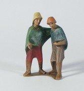 MaMeMi Gelenberg-Krippe Hirtenpaar - Grösse/Maßstab: 18 cm
