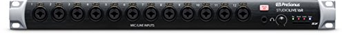 PreSonus STUDIOLIVE 16R 18-input, 16-channel Series III Stage Box & Rack Mixer