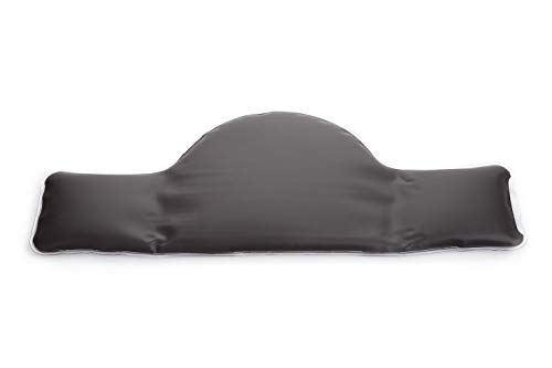 Moor-Wärmekissen für Nacken, Schulter und Rücken | Natürliche Wärmebehandlung mit Naturmoor | 20 x 47 cm | Qualitätsprodukt von axion