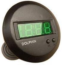 Dolphin car accessories Gypsy Digital LED Car Clock