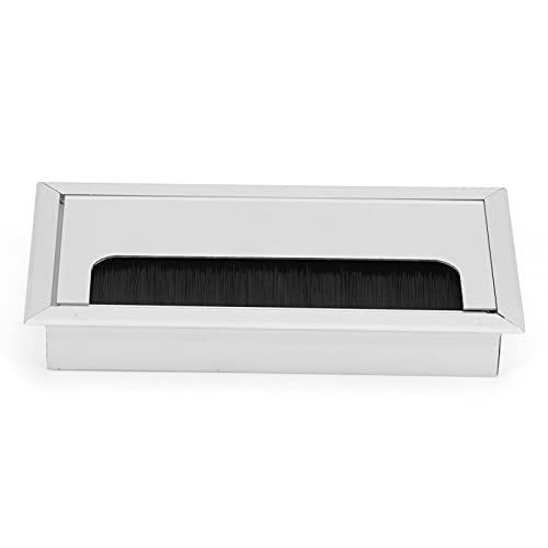 Pasacables, Oraganizer moderno de la cubierta del agujero de la aleación de aluminio para la oficina para el hogar