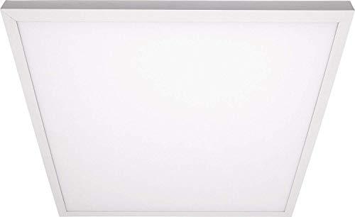 Preisvergleich Produktbild LED Superslim Aufbau-Panel 60x60cm - 40W 3200lm - 35mm flach - Aluminium-Gehäuse - tagesweiß (4000 K)