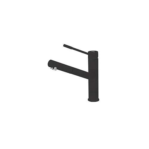 Smeg MD5A - Grifo para fregadero de cocina con boquilla extraíble