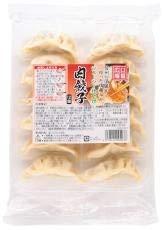美勢商事 冷凍食品 口福広場 肉餃子肉餃子12個 (216g) x8個