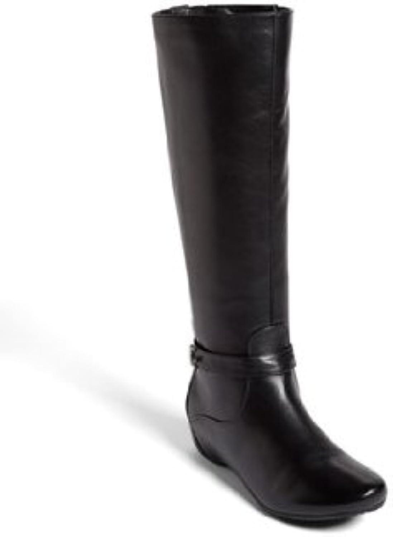 Blondo Women's Jeane Waterproof Leather Boot Black