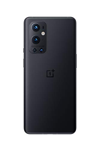 OnePlus 9 Pro 5G con Hasselblad Camera per Smartphone - Stellar Black 8GB RAM + 128GB - 2 anni di garanzia