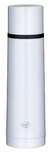 alfi 5387101050 Isolierflasche isoBottle Drehverschluss Pure weiß 0,5 l