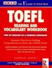 Arco Toefl Reading and Vocabulary Workbook (Toefl Reading and Vocabulary Workbook, 2nd ed)