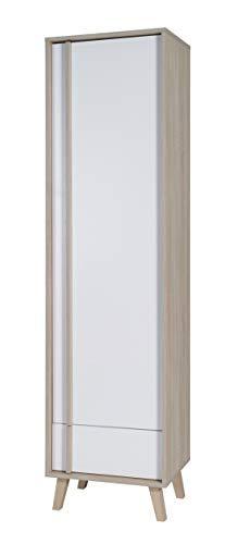 Movian Moselle Sideboard, Sonoma-Eiche/Alpinweiß Farbe