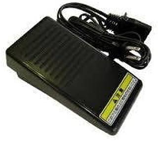 ブラザー (brother)電動ミシン用フットコントローラー30年前まで共通ほとんど使用可