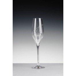 Cristal de Paris - BTE 6 FLUTES OENOLOGIE 220ML TAILLE - Cristal de Paris - 12671-1