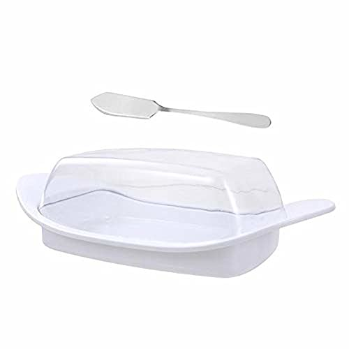 Vpsppb Mantequilla de Mantequilla 1 Queso de Mantequilla de Mantequilla Plato de Mantequilla Guardar Caja de guardado Ganancia Pan de Mantequilla de Mantequilla