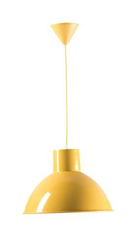 Els Banys 09021413 Lámpara de Techo Eme 38, Mostaza