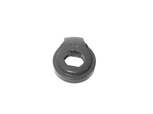 Shimano Nexus Inter-7/Inter-8 Nabenschaltung Fixierscheibe Sicherungsscheibe links 7L grau