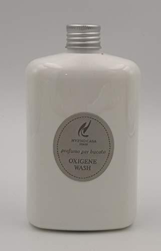 PROFUMO LAVATRICE CONCENTRATO 400ML OXIGENE WASH (grigio)