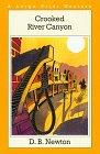 Paperback Crooked River Canyon (Thorndike Press Large Print Paperback Series) [Large Print] Book