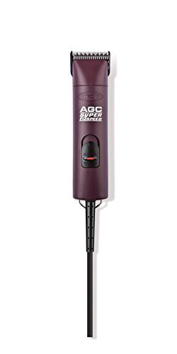Andis UltraEdge Super 2-Speed Detachable Blade Clipper, Professional Animal/Dog Grooming,...