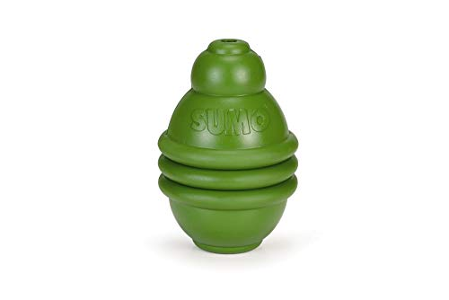 Beeztees 626015 BZ Sumo Play, L, grün, 10 x 10 x 15 cm