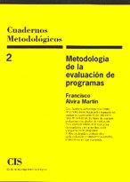 Paperback Metodología de la evaluación de programas (Cuadernos Metodológicos) (Spanish Edition) [Spanish] Book