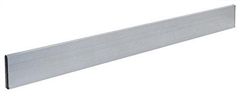Richt-/Abziehlatten Länge 1500mm Breite 100mm Tiefe 18mm Aluminium