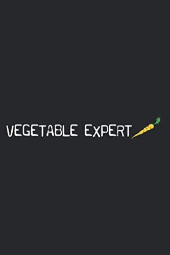 Healthy Vegetable Expert Vegan Vegetarian Foodie: Daily NoteBooks - A5 size, High...