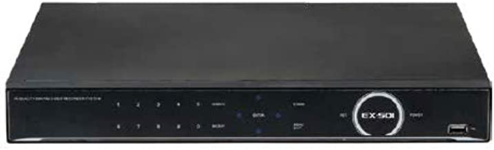 UVST MAGIC-QL16 Magic QL Series – 16CH 1080p Quad-Brid DVR System, Digitech Solutions Inc. No Hard Drive Included