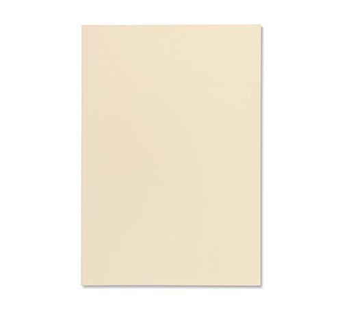 Premium Business 61676 Papier Creme Wove A4 297 x 210 mm 120 g/m² | 50 Stück