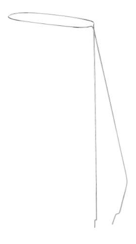 Julius Zöllner 51200 00000 - Himmelhalter chrom für Wiegen