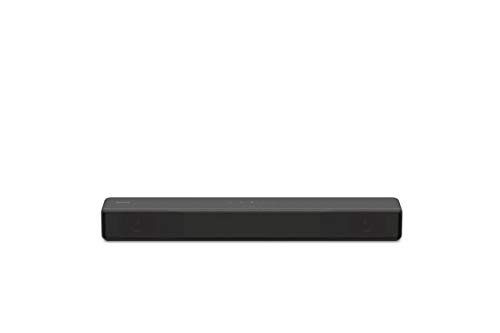 Sony S200F 2.1ch Sound Bar with Built-in Subwoofer and Bluetooth, (HT200F) (Renewed)
