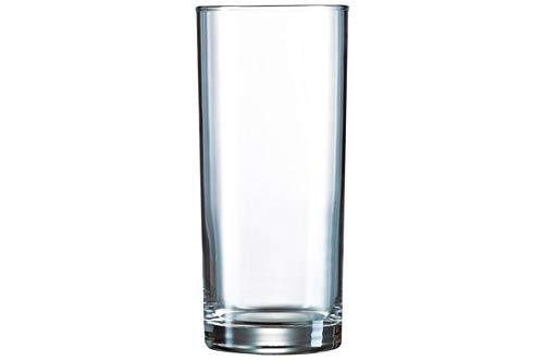 Arcoroc Princesa Weißweinglas, 190 ml, 6er-Set, Without filling mark, Longdrink 340ml