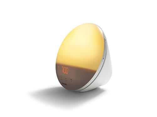 Philips Eveil Lumière - HF3531/01 - Radio réveil lumineux...