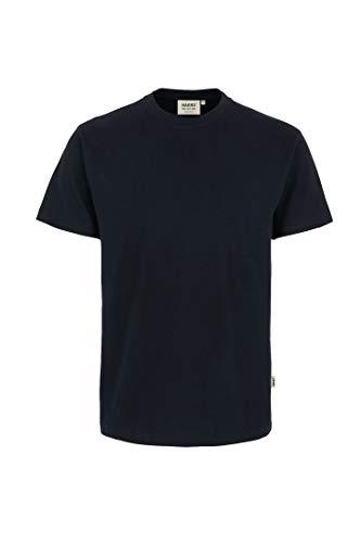 T-Shirt Heavy, Schwarz, M