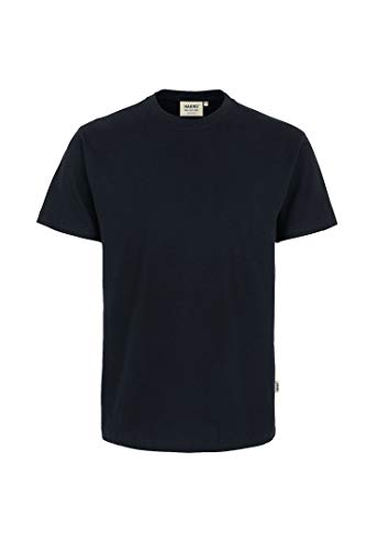 T-Shirt Heavy, Schwarz, L