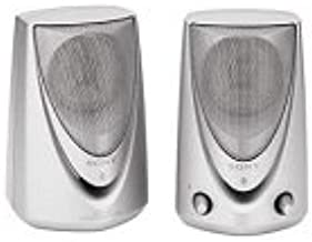 Sony SRS-A27 Desktop Personal Speakers with 2-Way Power Supply