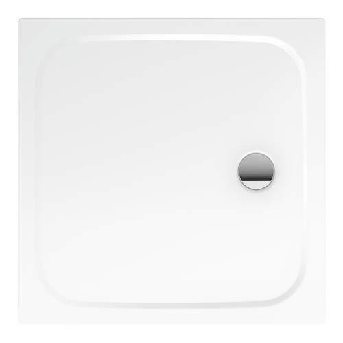 CAYONOPLAN Duschwanne bodeneben weiß 100 x 100 x 1,8 cm Modell 2258-1