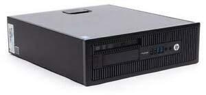 PC HP EliteDesk 800 G2 SFF Core i5 6Gen 8Gb Ram 240Gb SSD Windows 10 Professional con Licenza Nuova (240Gb SSD) (Ricondizionato)