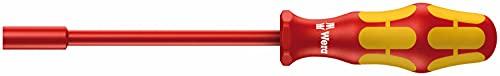 Wera 190 i VDE-isolierter Steckschlüssel, 8.0 x 125 mm, 05005315001