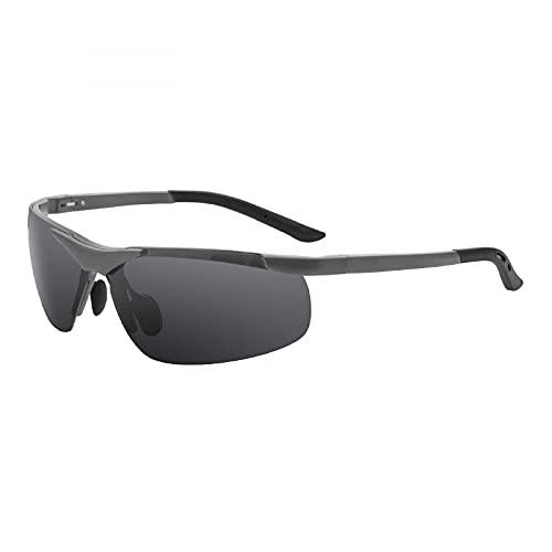 N\C Gafas de sol para hombre polarizadas de conducción gafas de sol para hombre